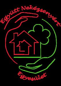 Együtt nekézsenyért Egyesület logó a