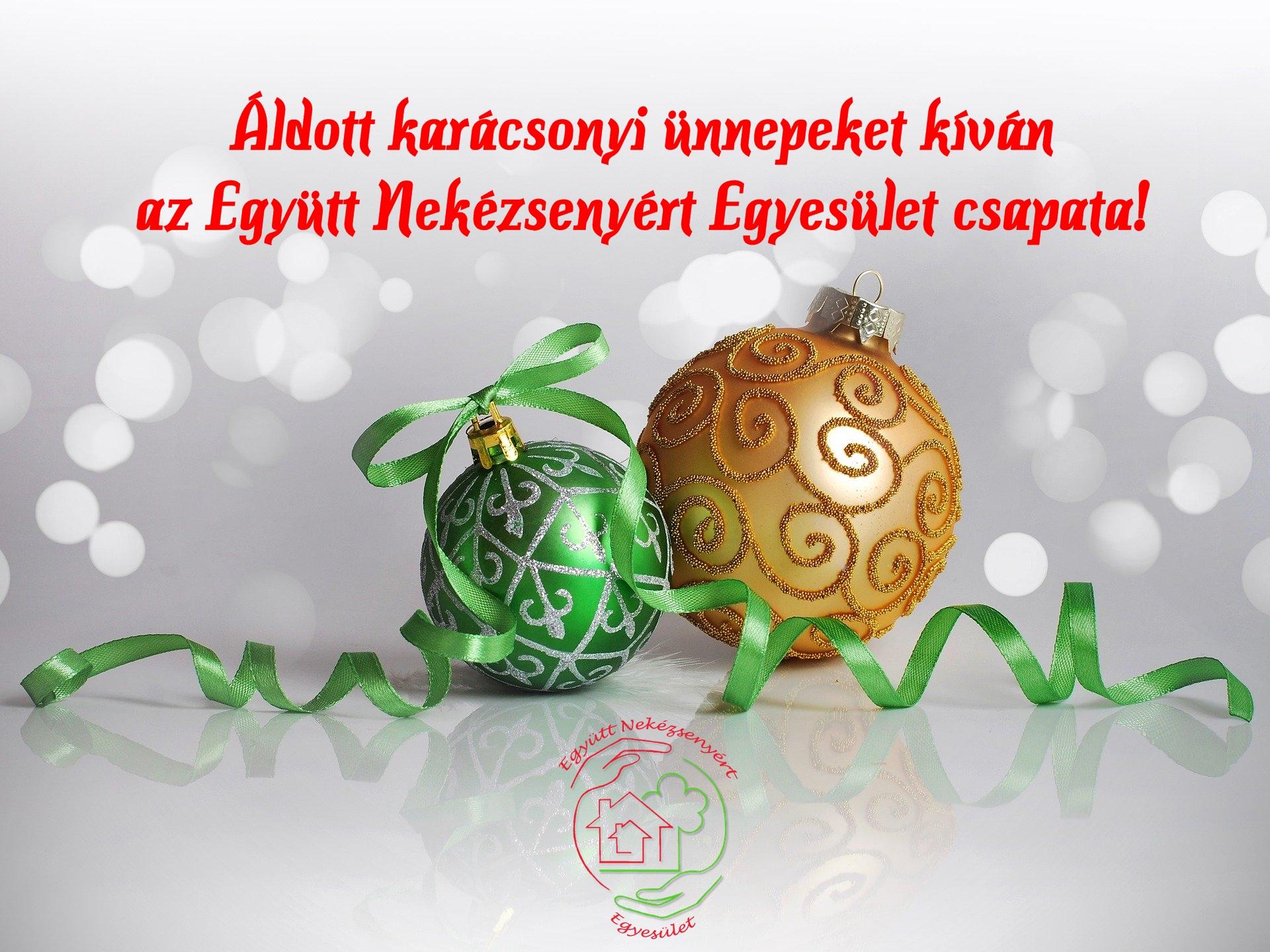 Karácsonyi köszöntő ENE